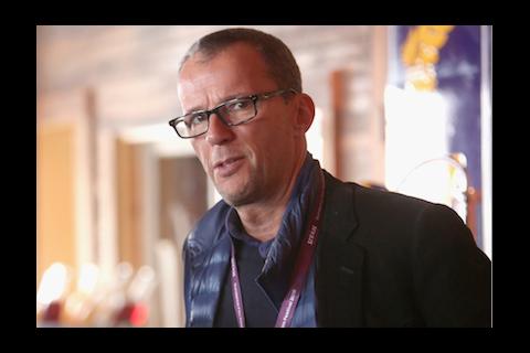 John Battsek at We Are UK Film reception, Sundance 2016